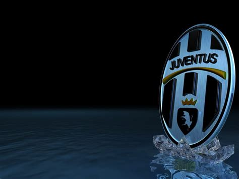 Juventus Fc Logo 3D Hd | Free High Definition Wallpapers