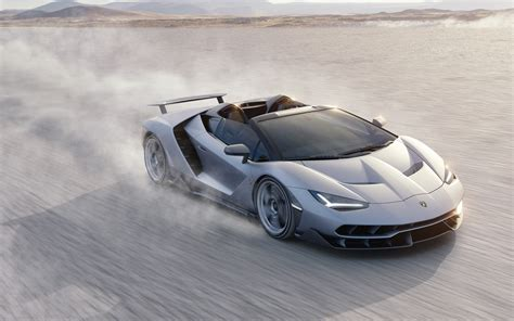 Lamborghini Centenario Roadster 5k Wallpapers
