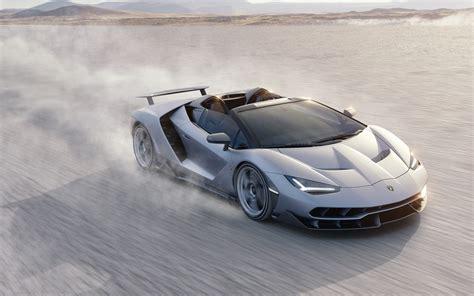 Lamborghini Centenario Roadster 5k Wallpapers