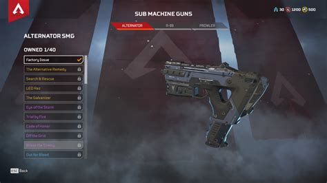 the best weapons to use in apex legends dot esports