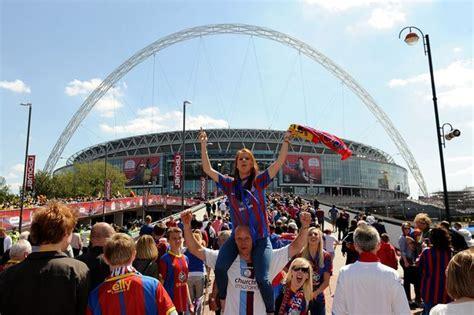 Süper lig'e yükselecek son takımın belli olacağı tff 1. Championship Play-off final as it happened: Crystal Palace ...