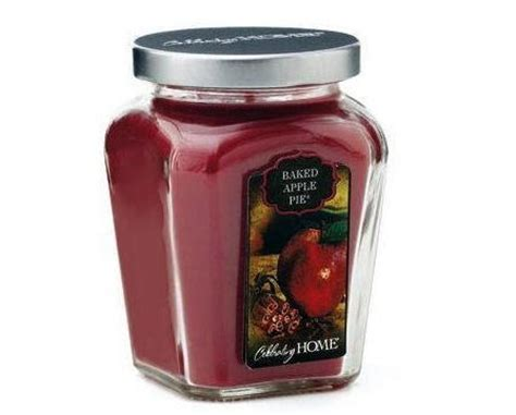 Home Interiors Candles Baked Apple Pie by Celebrating Home Baked Apple Pie Jar Candle 7 5 Oz Oos