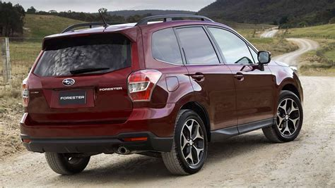 Forester Styles by 2015 Subaru Forester 2 5i S Review Carsguide