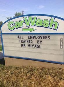 Car Wash Sign on Pinterest