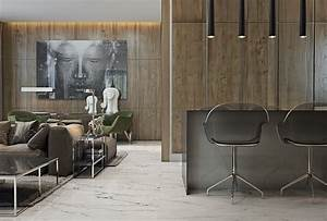 Modern Chair For Minimalist Apartment Interior Design Ideas