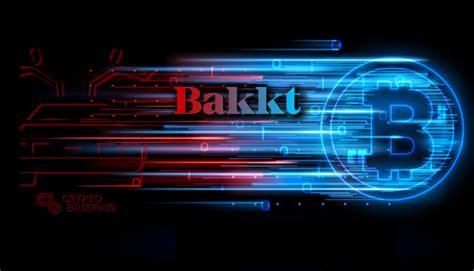 bakkt   futures bitcoin settled usd pairs