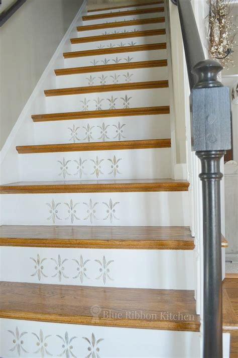 bold ways  redo  outdated staircase