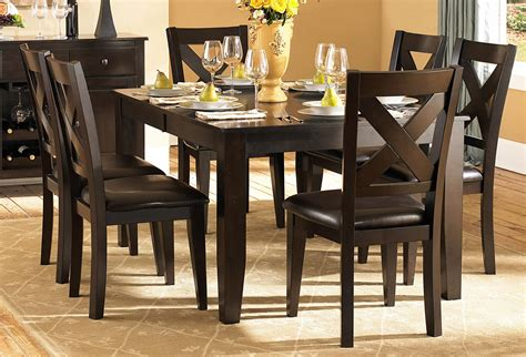Homelegance Crown Point 7pc Dining Set Dallas Tx Dining
