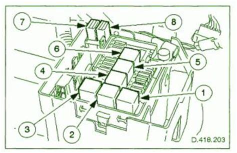 jaguar xj engine fuse box diagram circuit wiring diagrams