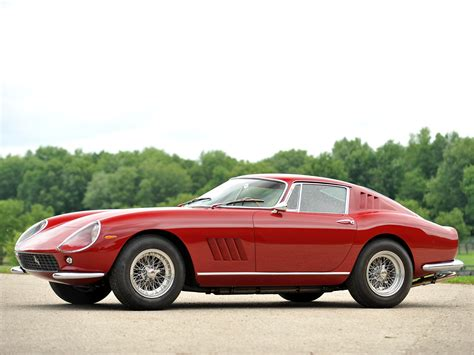 FERRARI 275 GTB specs & photos - 1964, 1965, 1966, 1967 ...