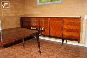 salle a manger annee 60 4 objetsmeubles vintage With table salle a manger annee 60