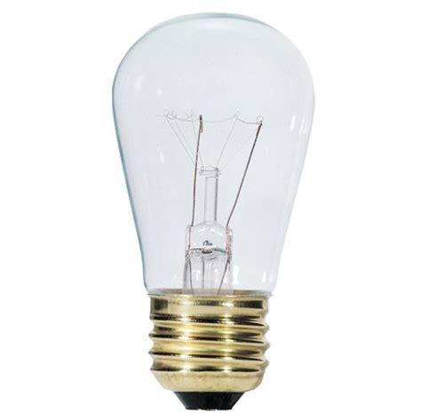 specialty light bulbs westinghouse s14 11 watt medium base incandescent l