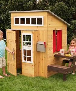 Spielhaus Selber Bauen Holz : holz spielhaus zum selber bauen ~ Markanthonyermac.com Haus und Dekorationen