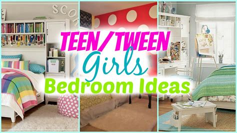 teenage girl bedroom ideas decorating tips youtube