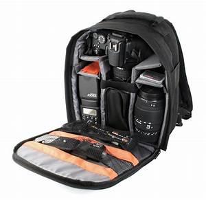 Sac À Dos Appareil Photo : sac dos noir pour appareil photo reflex pentax k 30 ~ Melissatoandfro.com Idées de Décoration