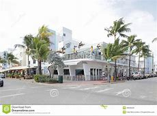 Wet Willies Bar Miami Beach Editorial Image Image 28628220