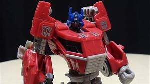 Fall Of Cybertron Deluxe Optimus Prime  Emgo U0026 39 S Transformers Reviews N U0026 39  Stuff