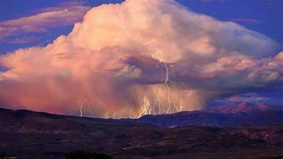 Lightning Thunderstorm Wallpapers Backgrounds Freecreatives