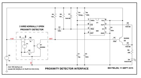 proximity switch wiring diagram   wiring library