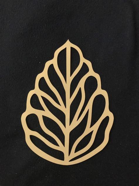leaf templates svg png leaves svg leaf svg files leaf