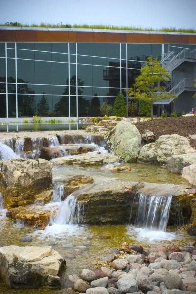 Aquascape St Charles by Pond Offices Water Garden Headquarters Aquascape