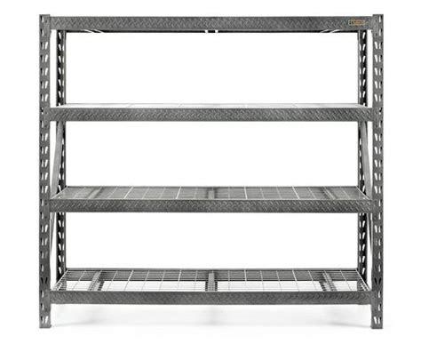 costco heavy duty shelving new gladiator tool free heavy duty shelving rack 14104
