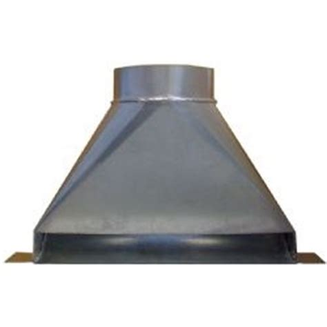 Floor Sweep Dust Collector Flange by Floor Sweep Air Handling Systems