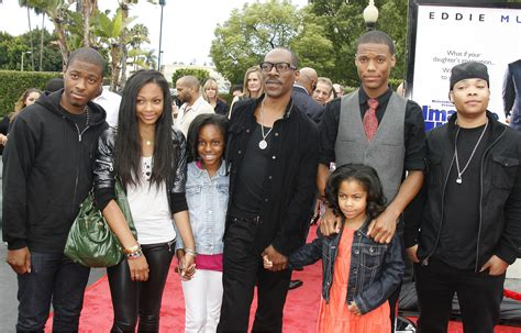 eddie murphy son angelina jolie and brad pitt plus more stars who have a