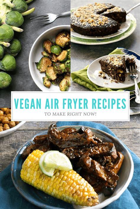fryer air vegan recipes right cake easy