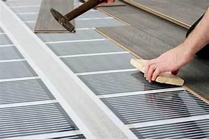 Chauffage Au Sol Prix : prix d un plancher chauffant lectrique ~ Premium-room.com Idées de Décoration