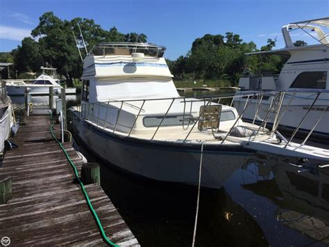 El Dorado Fishing Boat by Used Burns Craft Boats For Sale Moreboats