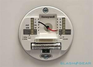 Honeywell Round Thermostat Manual