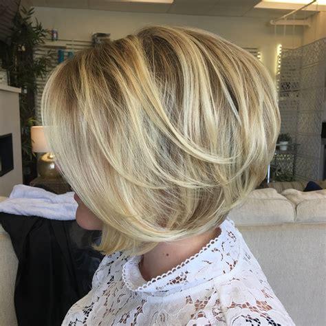 Inverted Bob Haircuts and Hairstyles 2018   Long, Short