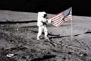 Moon landing hoax: Does this video show Nasa faked space ...