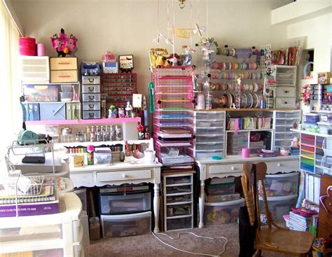 Craft Room Storage Ideas For