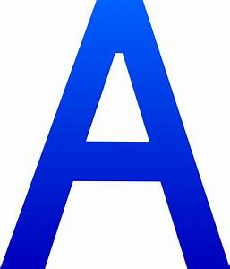 letter a budget template free With letterman letters