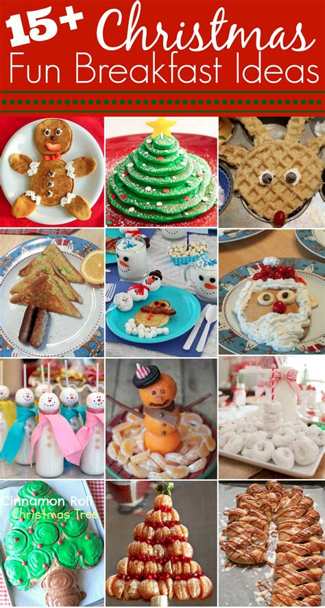 Collection by macs carine • last updated 5 weeks ago. 15+ Fun Christmas Breakfast Ideas