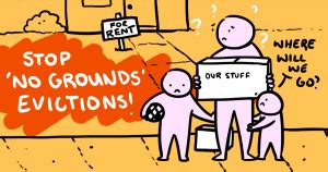 important    ground evictions