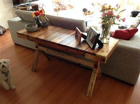 Diy Most Cautious Pallet Table Ideas