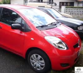 achat toyota yaris france doccasion pas cher