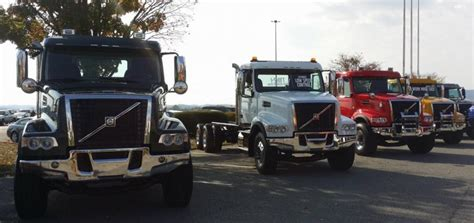 volvo vhd  indianapolis andy mohr truck center