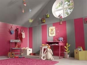 Decoration Chambre D Enfant : 40 id es d co pour une chambre d enfant elle d coration ~ Teatrodelosmanantiales.com Idées de Décoration