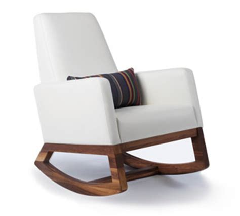 joya modern rocking chair nursery furniture by monte design