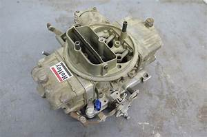 How To Boost Reference Your Holley Carburetor