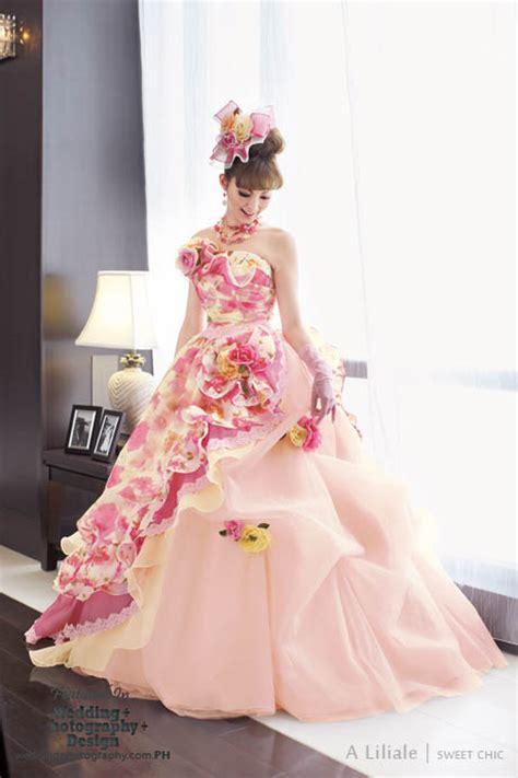 kimono  modern kawaii japanese wedding dress