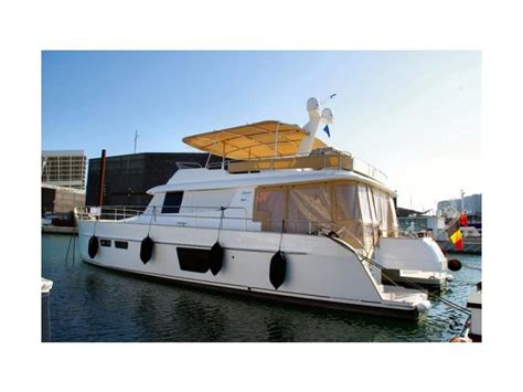 Queensland 55 Power Catamaran For Sale by Fountaine Pajot Queensland 55 In Barcelona Power