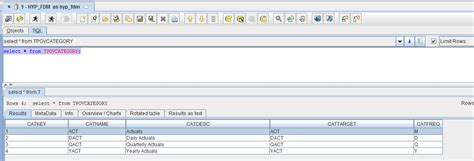 Exploits in Hyperion: Category Mappings in FDMEE
