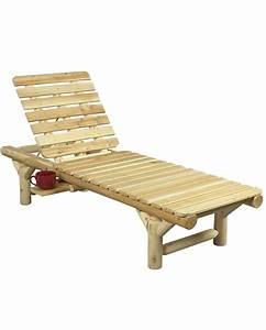 Bain De Soleil En Bois : bain de soleil en bois de c dre blanc c dre rondins ~ Teatrodelosmanantiales.com Idées de Décoration