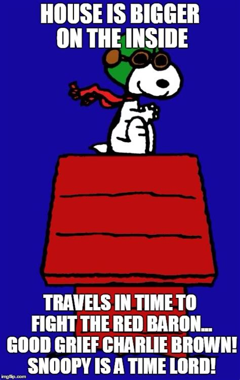 Snoopy Meme - snoopy time lord imgflip