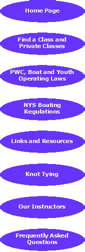 Nys Boating Laws by Ny Boating Safety Nys Boating License Classes Island